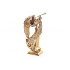 Статуєтка ангел с трубой