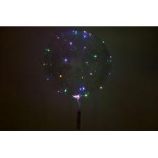 шарик надувной LED