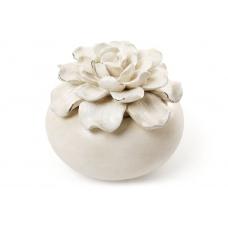 Шкатулка с цветком
