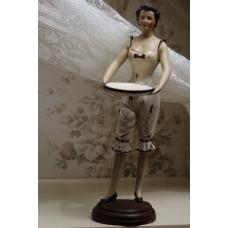 подставка для украшений''ретро женщина''
