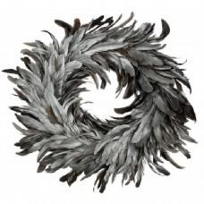 Венок с перья