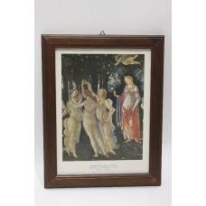 Картина Botticelli PRIMAVERA
