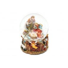 Водяной шар Рождественский Вертеп