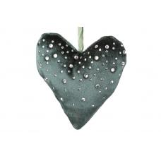Подвесной декор Сердце