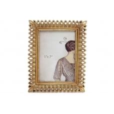 Рамка для фото Глория в золоте