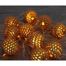 Гирлянда в виде шариков