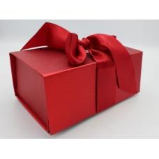 Коробка итальянская красная