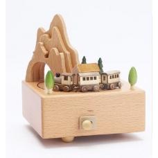Музыкальная игрушка Поезд