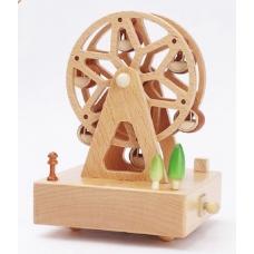 Музыкальная игрушка Обзорное колесо