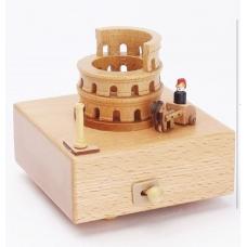 Музыкальная игрушка Колизей
