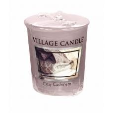 арома свічка village candle уютный кашемир