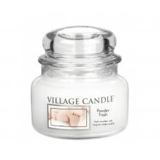 арома свеча village candle свежая присыпка